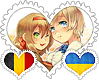 BelgUkr OTP Stamp by World-Wide-Shipping