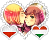 PolHun OTP Stamp by World-Wide-Shipping