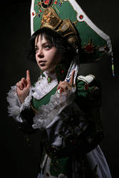 Seth Nightroad. Trinity Blood Cosplay by alberti