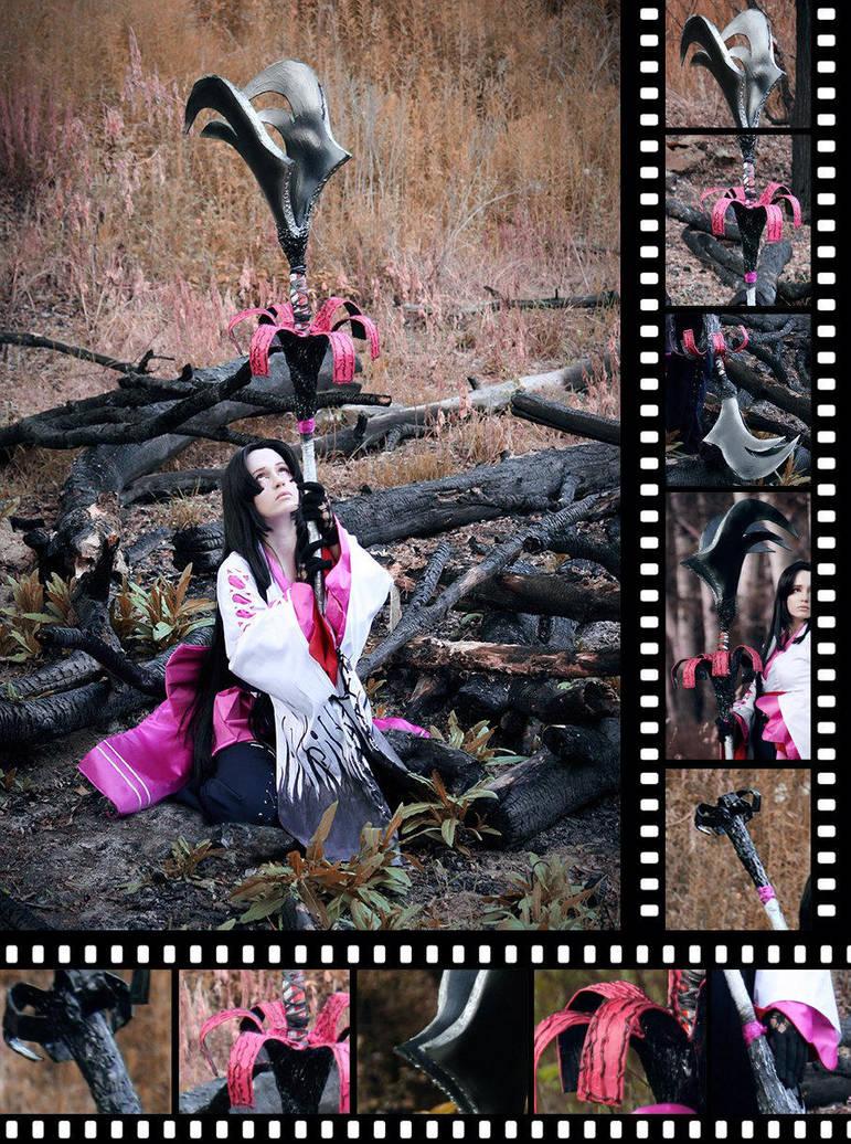 Sengoku Basara: O-Ichi by alberti