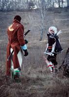 Sengoku Basara: Come with me by alberti