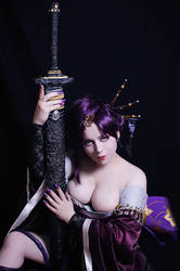 Samurai Warriors Demon's Wife by alberti