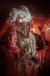Warhammer 40,000 Cosplay - Inquisitor's Death by alberti
