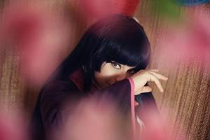 Rurouni Kenshin cosplay - Takani Megumi by alberti