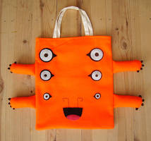 Bag Commission by creaturekebab