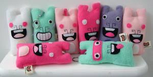 Little Cute Things by creaturekebab