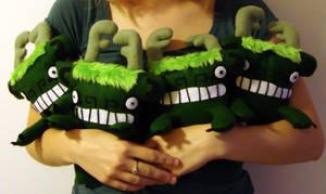 Sneeders by creaturekebab