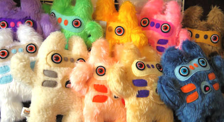 Colourful Mischief by creaturekebab