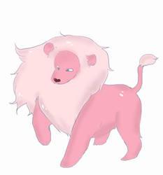 Lion Steven Universe by Noodlecuppie