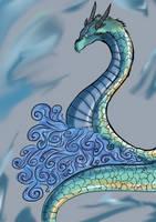 Dragon by Noodlecuppie