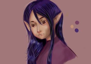 Elf by Noodlecuppie