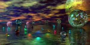 sphere-land by iytj