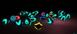 Glowing ... by iytj