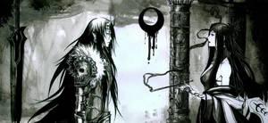 Asura Lushina by Banished-shadow