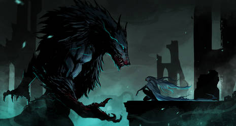 Beasts and Monsters by Banished-shadow