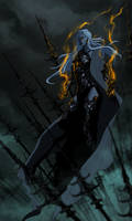Elder Witch Aradia by Banished-shadow
