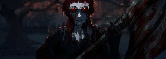 Bloodborne - Doll 2.0 by Banished-shadow