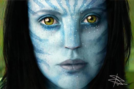 My avatar by Swebliss
