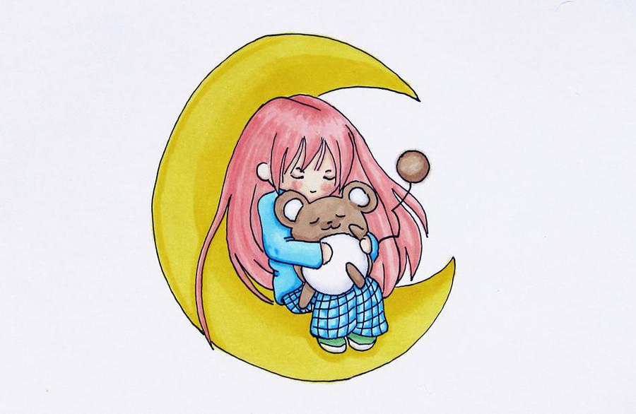Moon Child by Swebliss