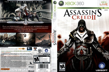 Assassin's Creed 2 Alternate Cover by NickReaper