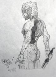 Raiden by NickReaper