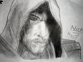 Cap'm Edward Kenway by NickReaper