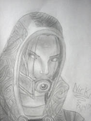 Tali by NickReaper