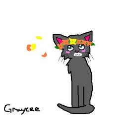 Graycee's Flower Crown by WonderHooves
