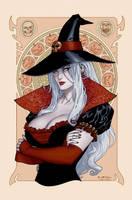 Lady Death: Secrets #1 Crafty Edition by Ric1975