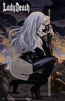 Lady Death #0: 19th Anniversary Edition by Ric1975