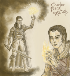 Charter Mage by TheWolverineCello