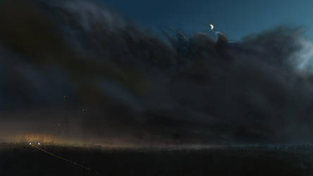 Skyscape Impressions by TheWolverineCello