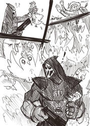 Who reaps the reaper-man by TheWolverineCello