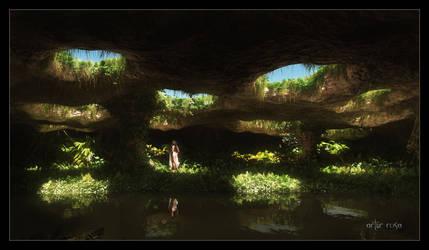 Hidden Garden by ArthurBlue
