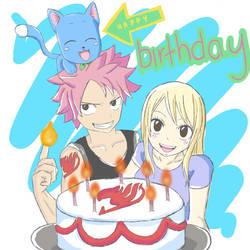 *Happy* Birthday! (hahahha) by everglowe