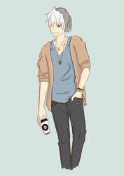 Hipster AU: Soul by everglowe