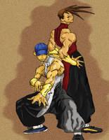 yun and yang by 3Ninja