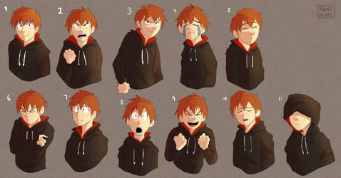[COM] Expressions by Rainie-Painie