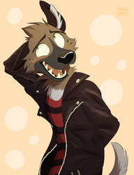 [Aggretsuko] Best Yeen by Rainie-Painie
