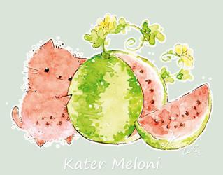 like a melon by Melonkitten