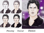 Damon a Tutorial by Mumzee