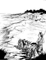 Crossing by melukilan