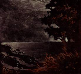 Lake Light by melukilan