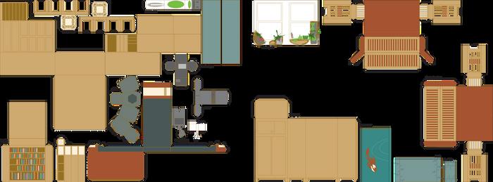 Room 2 by melukilan
