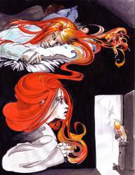 Kano Dreams by melukilan