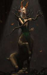 Centaur by RaiWald