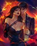 It's getting hot by j-witless