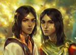 Forest princes by j-witless