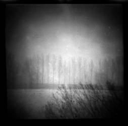 Ghost Train by intao