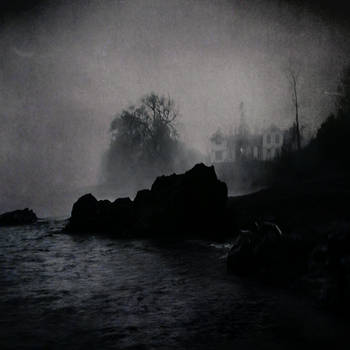 Fog On Knife River VII by intao